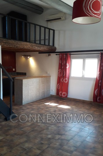 Photo Appartement Beauvoisin Costieres,  Location appartement  1 pièce   32m²