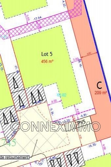 Photo Terrain Beauvoisin Costieres,   achat terrain   456 m²