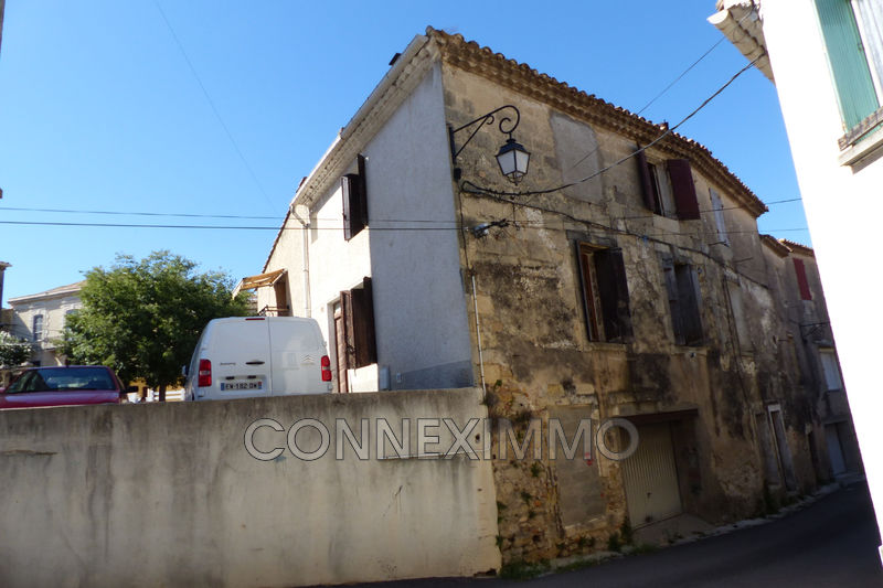 Photo Maison de village Beauvoisin Costieres,   achat maison de village  2 chambres   63 m²