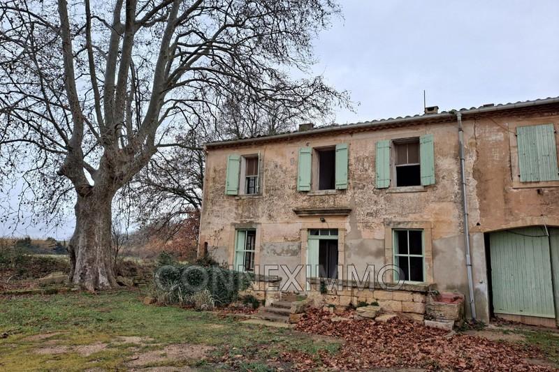 Photo Mas Vauvert Costieres,   to buy mas  4 bedroom   153m²