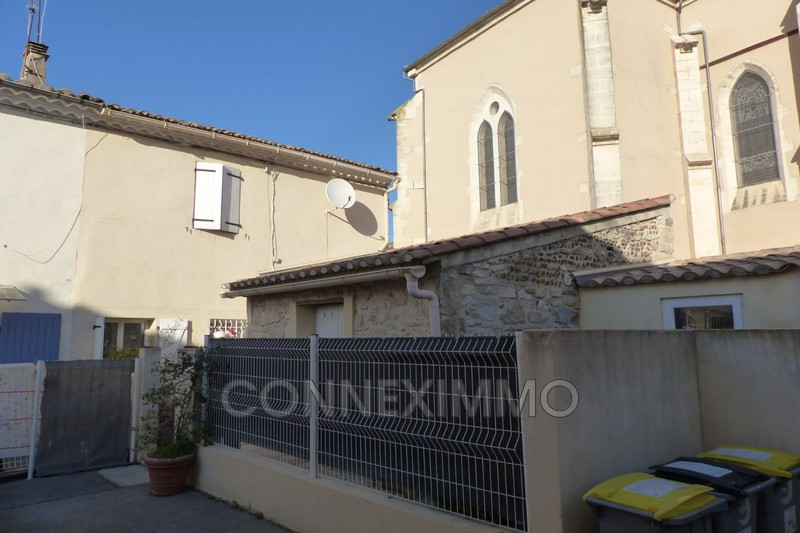 Photo Maison de village Garons Costieres,   achat maison de village  3 chambres   110 m²
