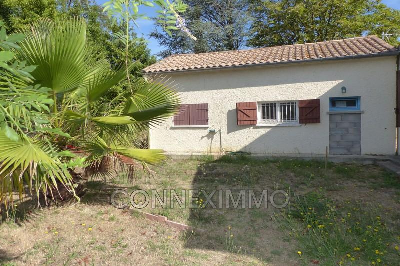 Photo Villa Saint-Gervasy Nimes est,   achat villa  1 chambre   41m²