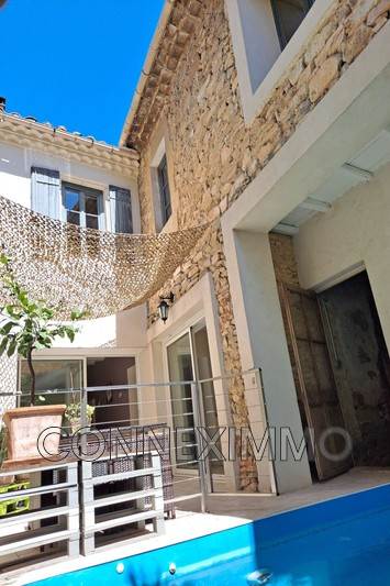 Photo Maison de caractère Uchaud Axe 113,   to buy maison de caractère  5 bedroom   130m²