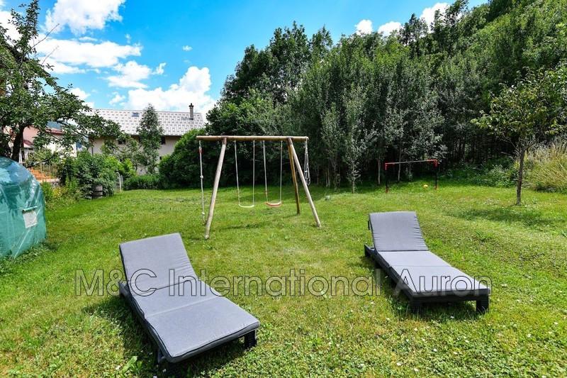 Photo n°3 - Vente Maison chalet Saint-Etienne-de-Tinée 06660 - 350 000 €