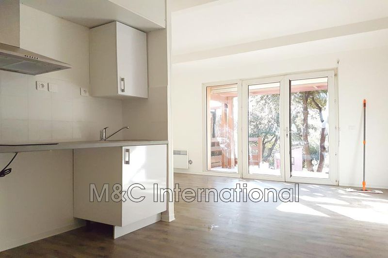 Photo Appartement Vallauris  Location appartement  2 pièces   29 m²