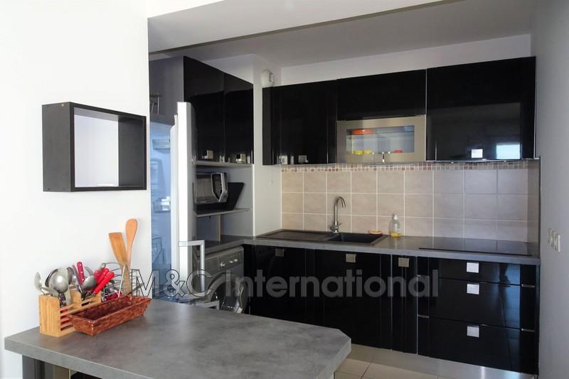 Photo Apartment Juan-les-Pins Centre-ville,  Rentals apartment  2 rooms   36m²