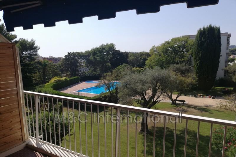 Photo Apartment Antibes  Rentals apartment  2 rooms   46m²