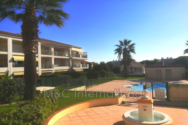 appartement  2 pièces  Antibes   41m² -