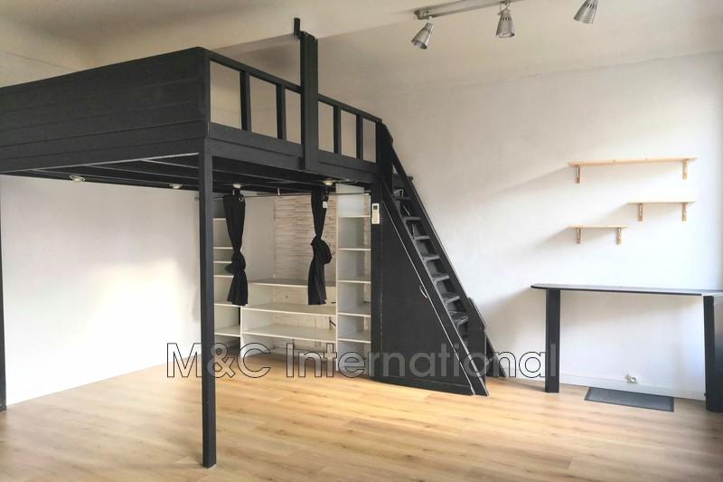 Photo Appartement Antibes Centre-ville,   achat appartement  1 pièce   23m²