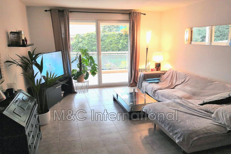 appartement  2 pièces  Antibes   47 m² -