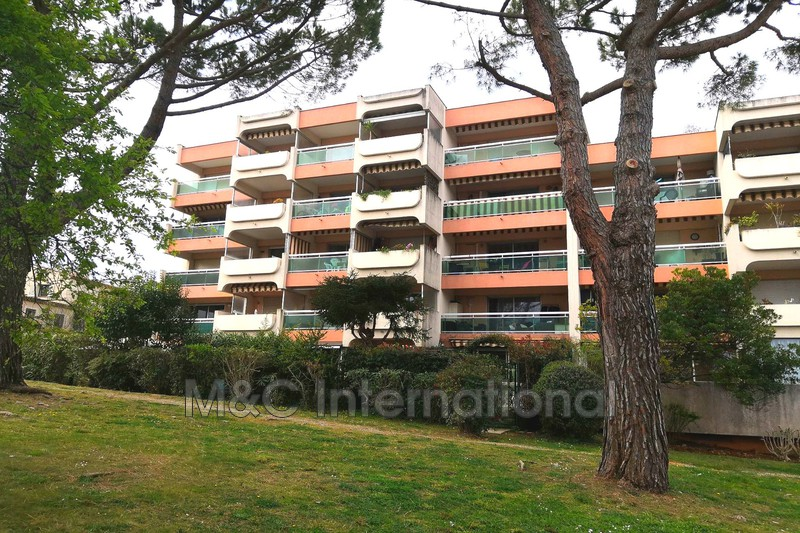 appartement  studio  Antibes   20 m² -