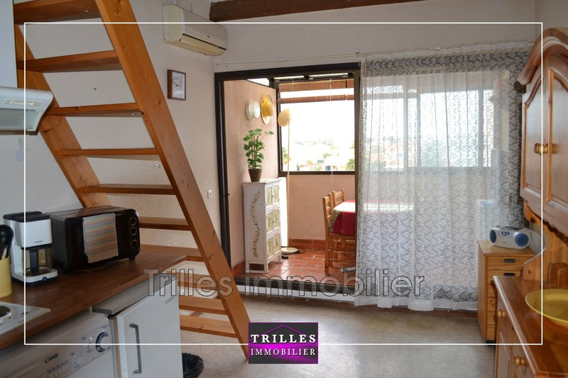 Photo n°1 - Vente appartement Le Barcarès 66420 - 70 000 €