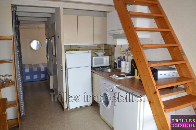 Photo n°12 - Vente appartement Le Barcarès 66420 - 70 000 €