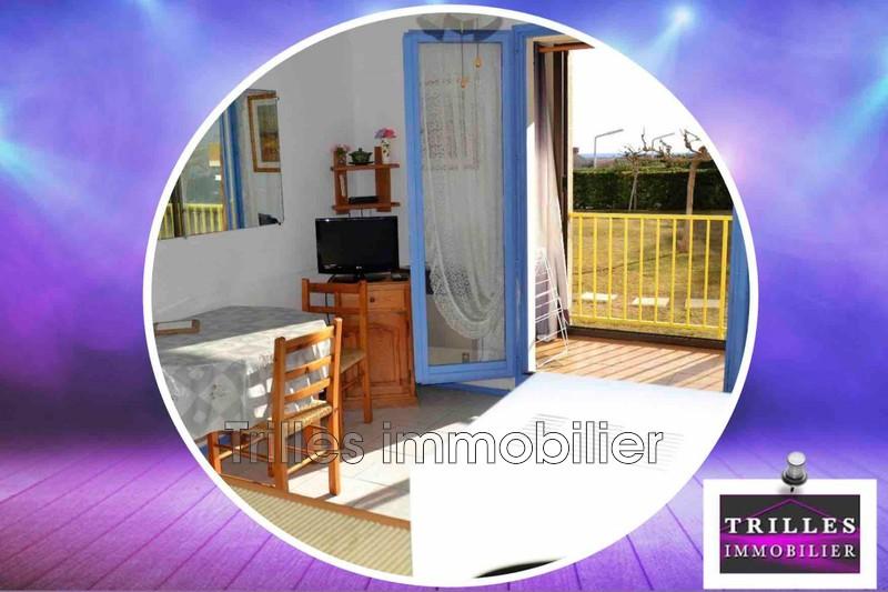 Photo n°1 - Vente appartement Le Barcarès 66420 - 75 000 €
