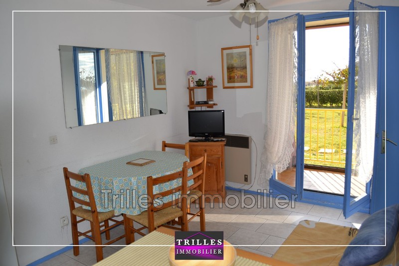 Photo n°1 - Vente appartement Le Barcarès 66420 - 75 000 €
