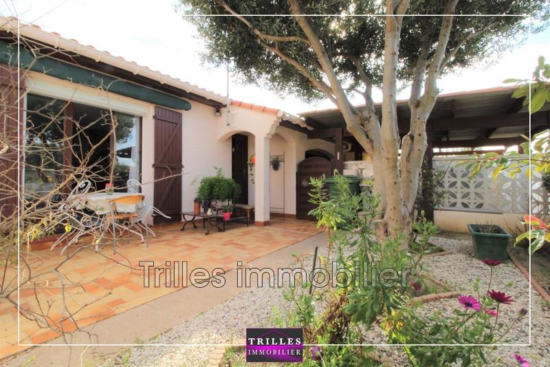 Photo Maison Saint-Laurent-de-la-Salanque   achat maison  2 chambres   75m²
