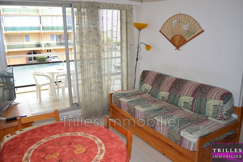 Photo n°5 - Vente appartement Le Barcarès 66420 - 75 000 €