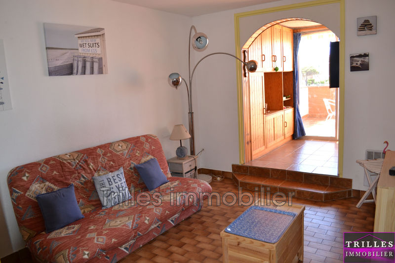 Photo n°1 - Vente appartement Le Barcarès 66420 - 110 250 €