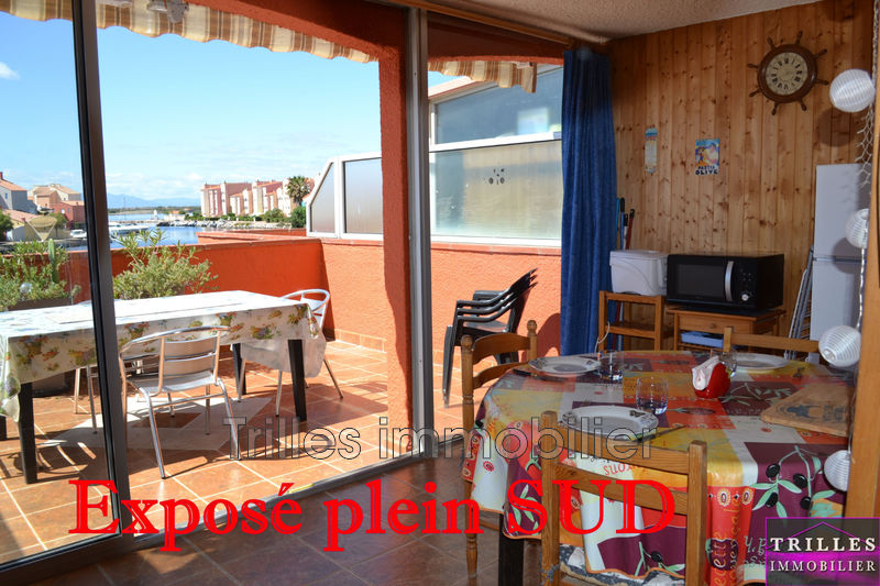 Photo n°9 - Vente appartement Le Barcarès 66420 - 110 250 €
