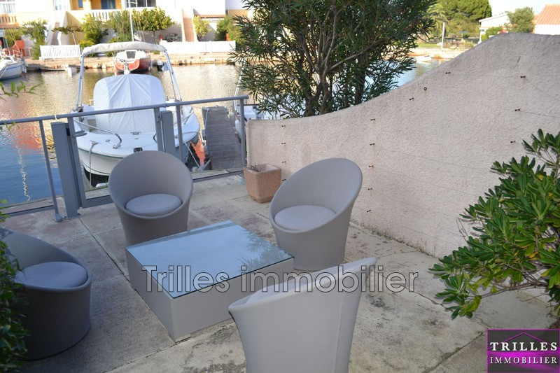 Photo n°5 - Vente appartement Le Barcarès 66420 - 250 000 €
