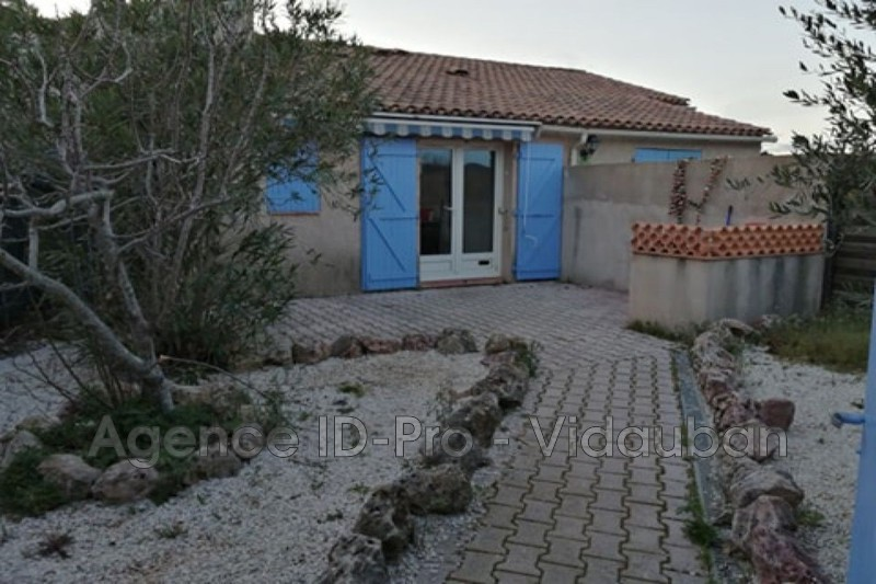 Photo n°1 - Location Maison mazet Vidauban 83550 - 557 €