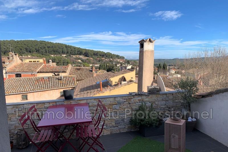 Photo n°2 - Vente maison de village Lorgues 83510 - 199 500 €