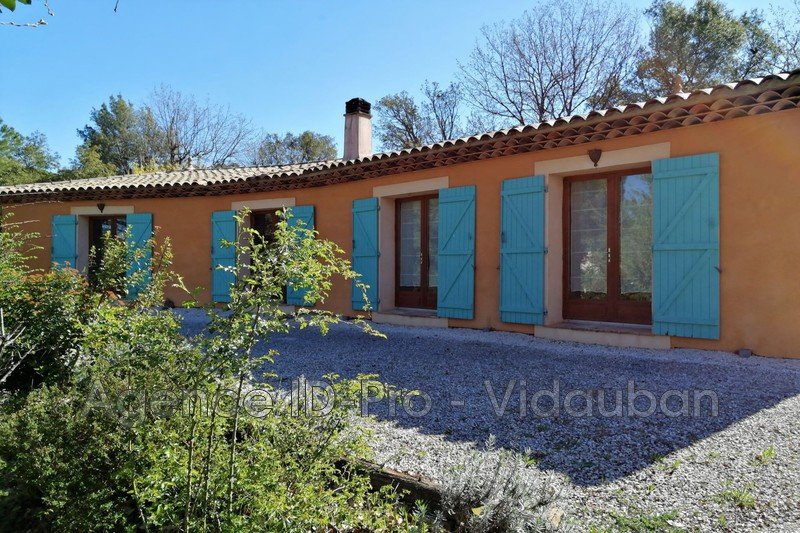 Photo n°2 - Vente Maison villa Vidauban 83550 - 339 000 €