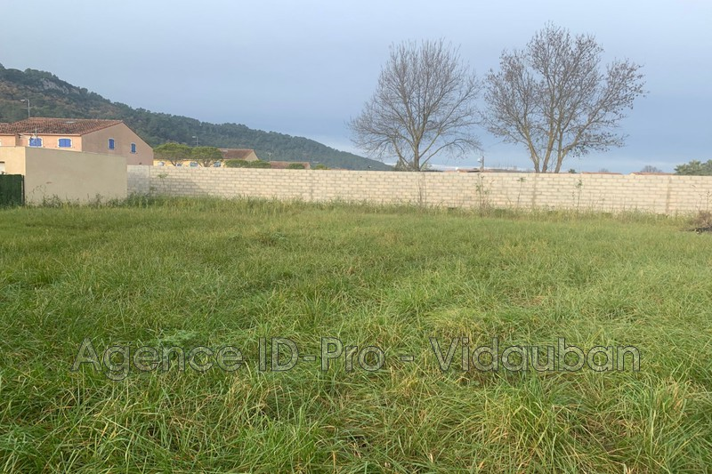 Photo Terrain Vidauban   achat terrain   792 m²