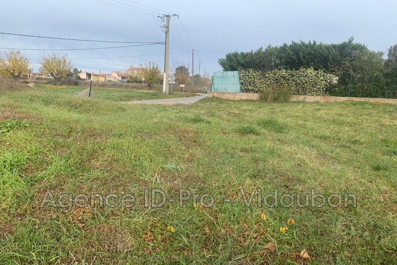Photo n°1 - Vente terrain Vidauban 83550 - 110 000 €