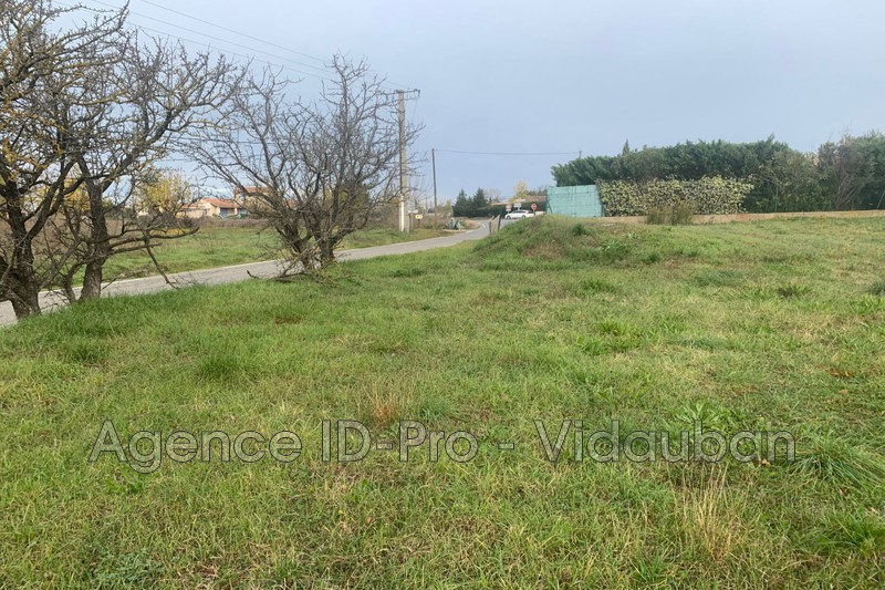 Photo n°3 - Vente terrain Vidauban 83550 - 110 000 €