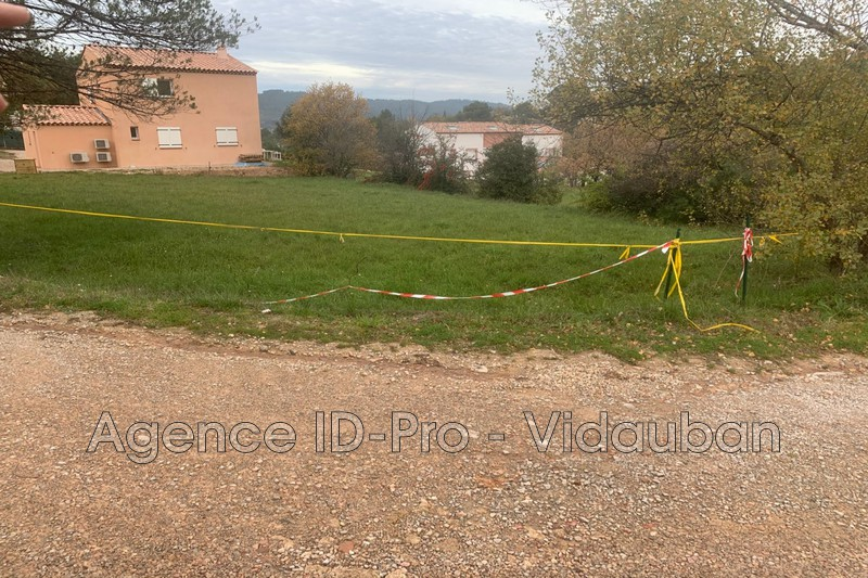 Photo n°5 - Vente terrain Vidauban 83550 - 145 000 €
