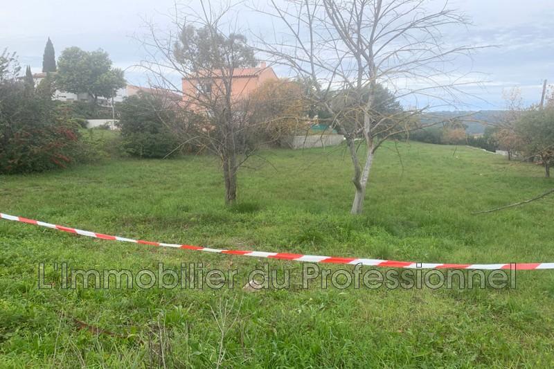 Photo n°2 - Vente terrain Vidauban 83550 - 145 000 €
