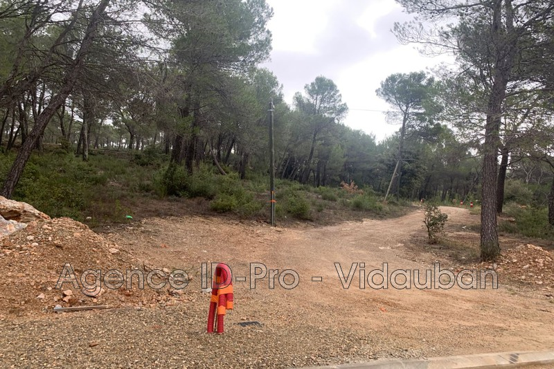 Photo n°1 - Vente terrain Salernes 83690 - 55 000 €