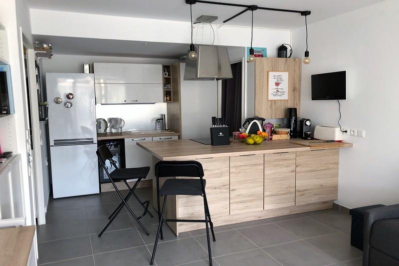 Photo n°2 - Vente appartement La Croix-Valmer 83420 - 228 000 €