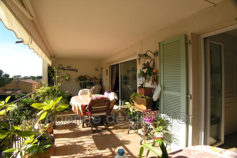 Photo n°1 - Vente appartement La Londe-les-Maures 83250 - 460 000 €