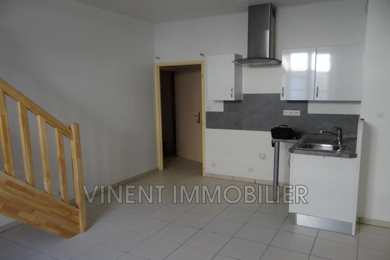 Photo Appartement Rochemaure  Location appartement  2 pièces   35 m²