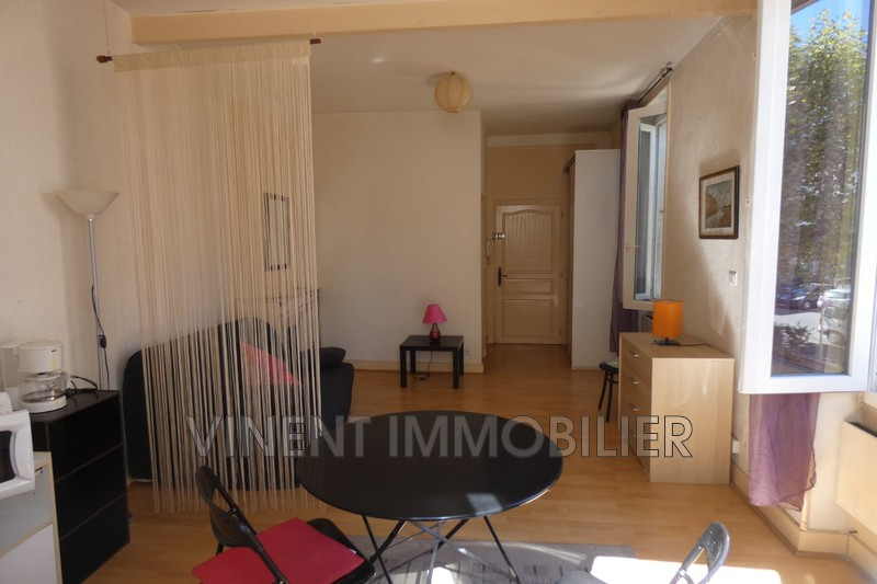 Photo Apartment Montélimar Centre-ville,  Rentals apartment  1 room   25 m²