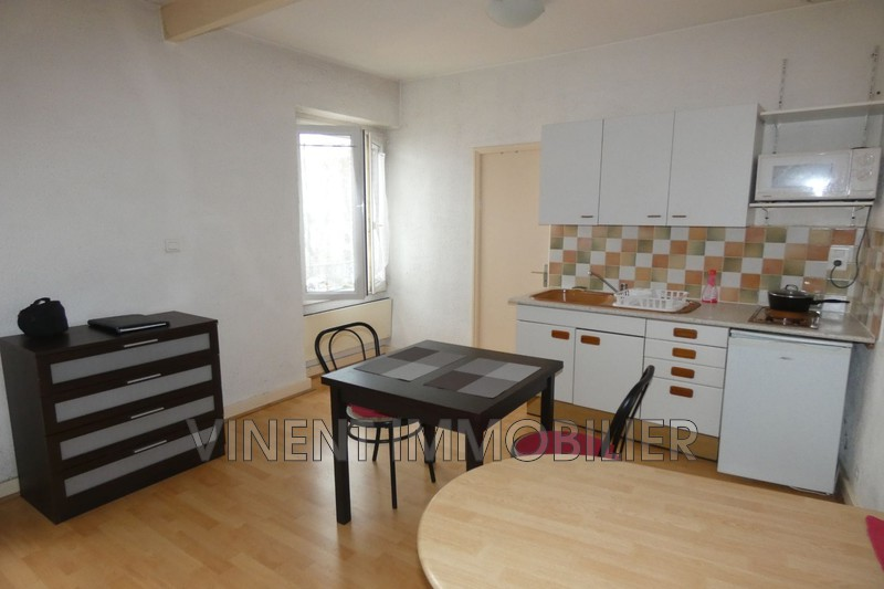 Photo Apartment Montélimar  Rentals apartment  1 room   28 m²