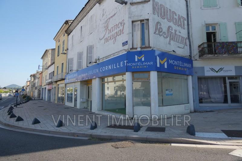 Photo Murs local professionnel Montélimar Centre-ville,  Professionnel murs local professionnel   105m²