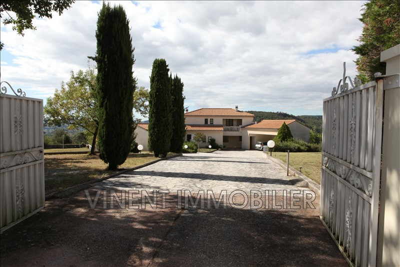 Photo Maison Rochemaure   achat maison  6 chambres   310m²