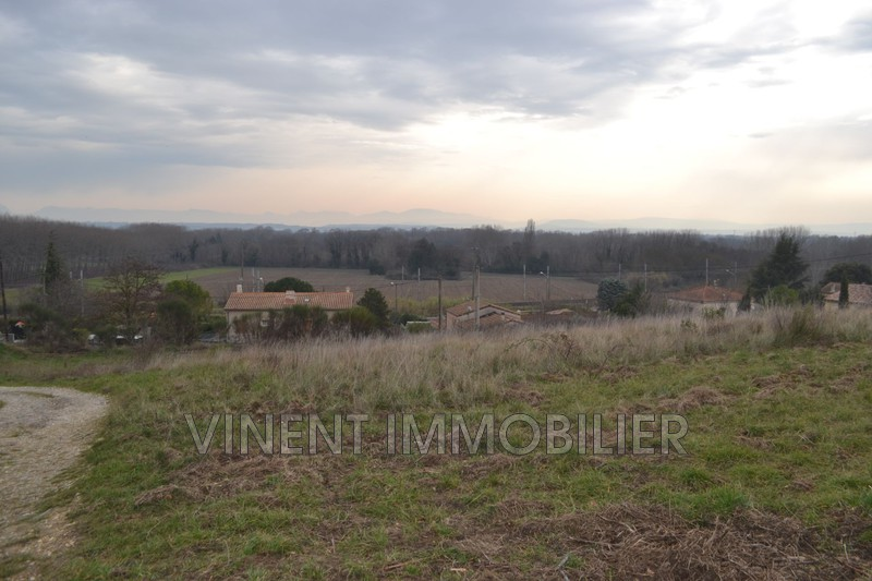 Photo Land Rochemaure Rochemaure,   to buy land   1448 m²