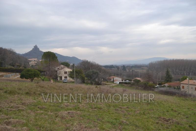 Photo Terrain à bâtir Rochemaure Rochemaure,   achat terrain à bâtir   618m²