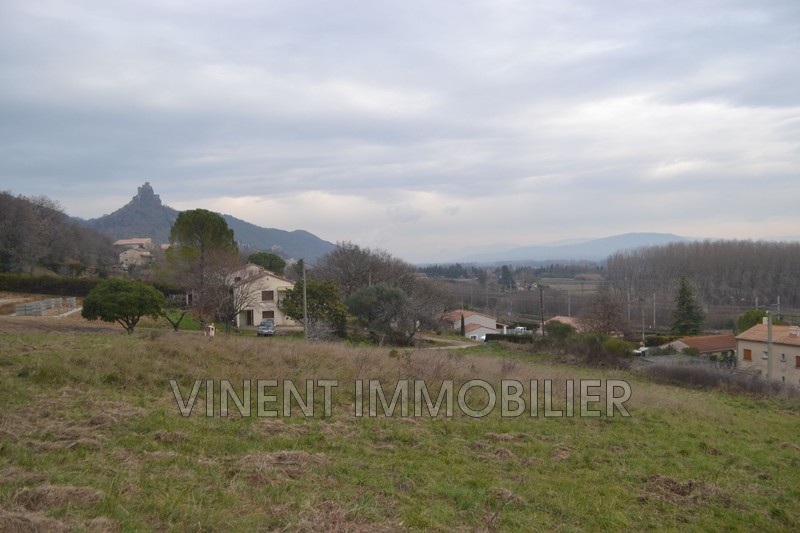 Photo Land Rochemaure Rochemaure,   to buy land   618 m²