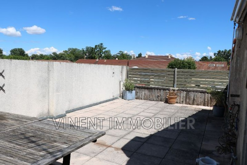 Photo Townhouse Montélimar Centre-ville,   to buy townhouse  3 bedroom   121 m²