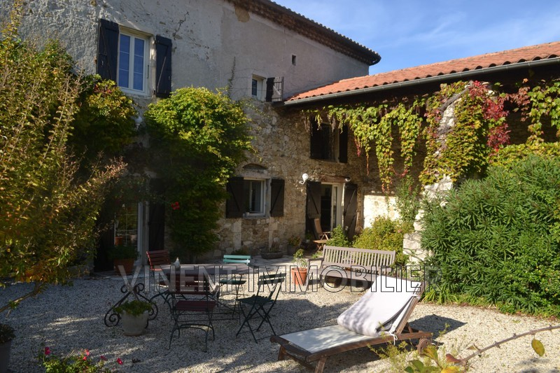 Photo Maison de caractère Montélimar Village,   achat maison de caractère  5 chambres   260m²