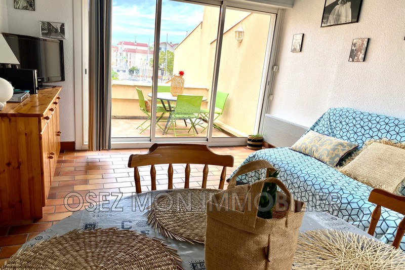 Photo Apartment Gruissan Gruissan,   to buy apartment  3 rooms   41 m²