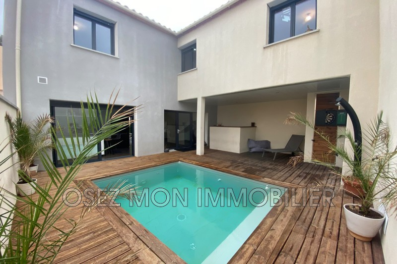 Photo Townhouse Narbonne Narbonne,   to buy townhouse  5 bedroom   140m²
