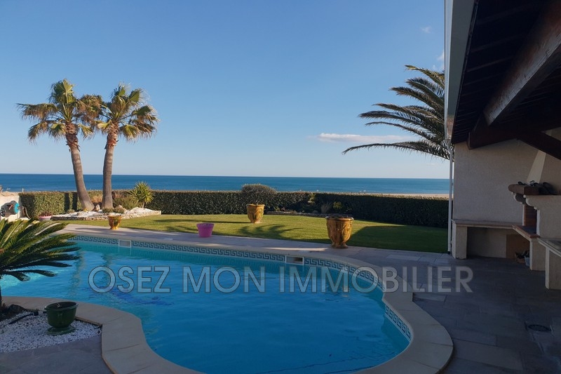 Photo Villa Fleury d'Aude Bord de mer,   to buy villa  6 bedroom   200 m²