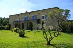 Vente bastide  296-mas-restaure-a-vendre-hectares-oliviers-piscine-gites-gard-provence 129r