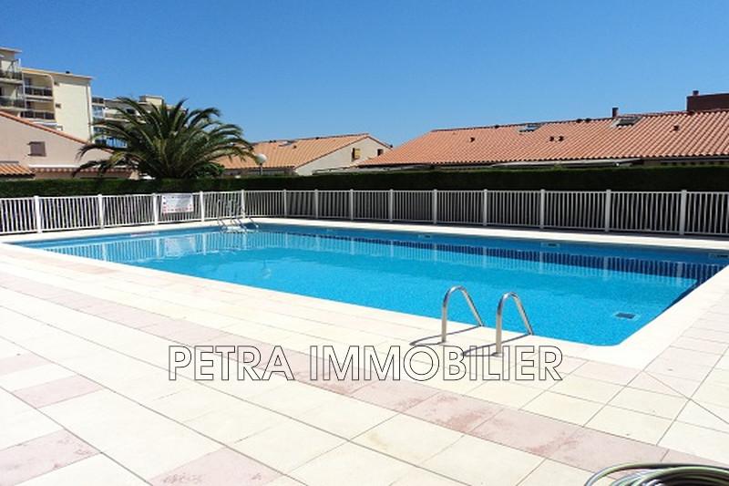 Photo Appartement Argelès-sur-Mer Plage centrale,   achat appartement  3 pièces   25m²
